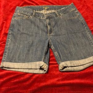 Riders by Lee Shorts - Denim Bermuda's
